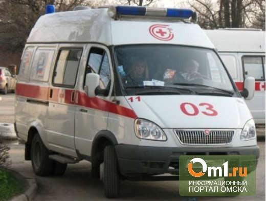 В омских Нефтяниках автомобиль насмерть сбил женщину