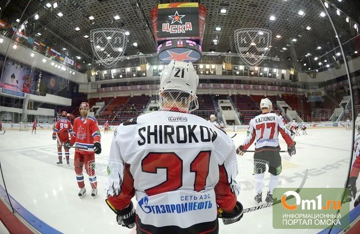 «Авангард» официально продлил контракт с Широковым еще на четыре года
