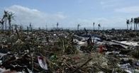 МЧС: в зоне тайфуна на Филиппинах находятся до 150 россиян