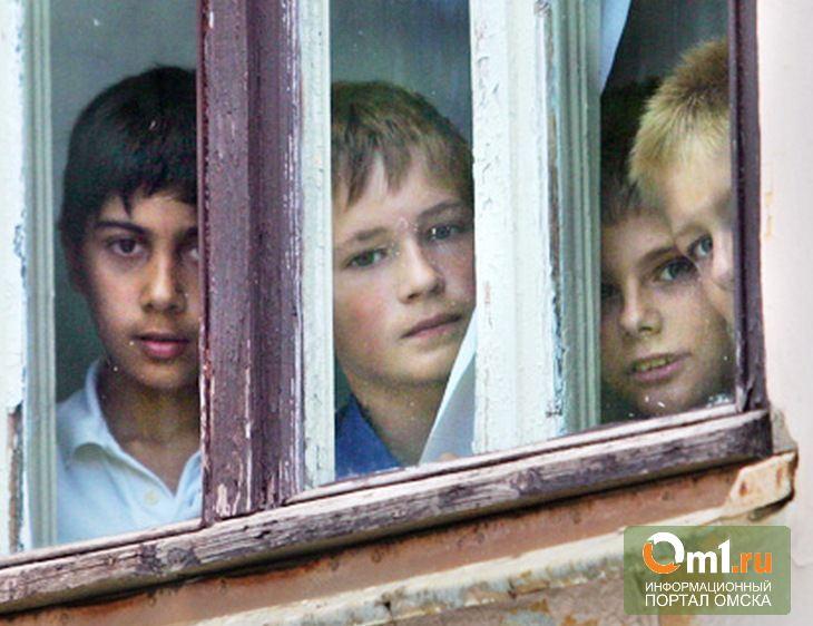 В Омской области для детей-сирот строили непригодные для проживания дома