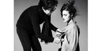 Омская модель снялась для журнала вместе с вдовой Джона Леннона