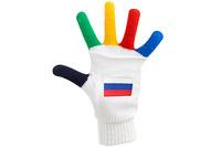 Символом болельщиков Олимпиады в Сочи стали перчатки