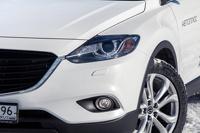 Mazda CX9: неожиданное возвращение