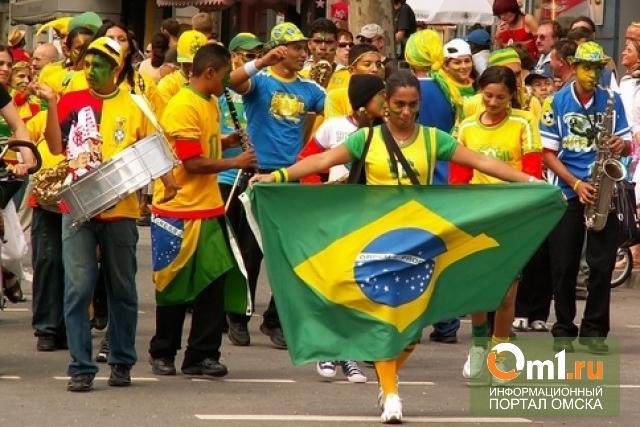Учитесь и восторгайтесь: Бразилия показала всему миру, как обращаться с мячом