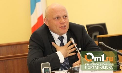 Сегодня губернатор Омской области Виктор Назаров отмечает день рождения