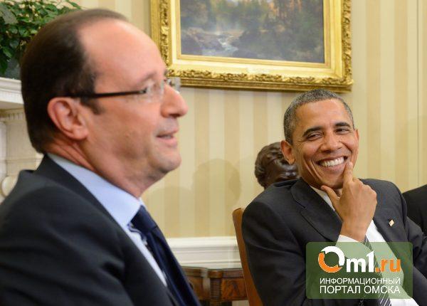 США и Франция договорились о новых санкциях против России