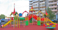 В Омске отремонтируют детскую площадку, построенную на средства Натальи Водяновой