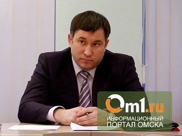 РЭК Омской области подтвердила отставку своего главы Константина Марченко