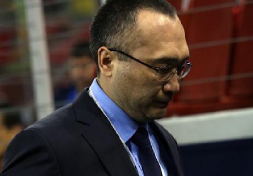 Тренера «Барыса» отправили в отставку после матча с «Авангардом»