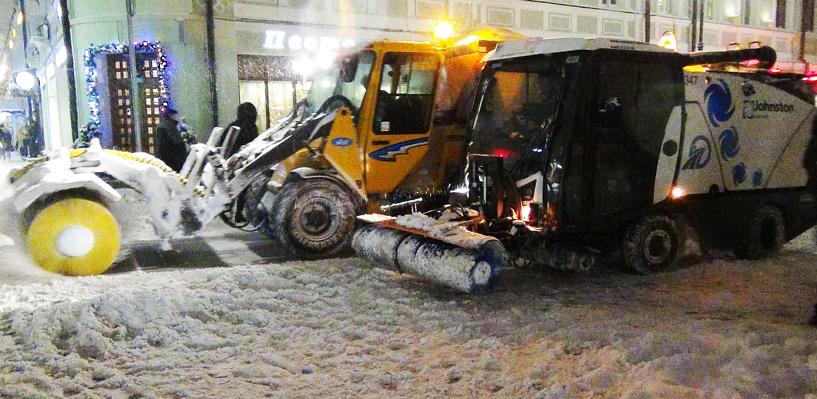 В Омске зафиксировали рост ДТП из-за неубранных и разбитых дорог