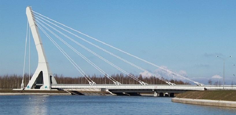 Несмотря на протесты местных жителей, в Санкт-Петербурге появился мост имени Кадырова