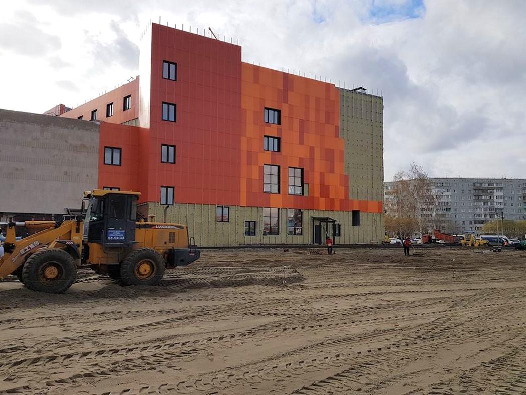 Кинотеатр «Первомайский» вОмске откроют вначале зимы