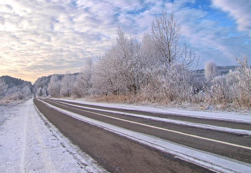 Сдан в эксплуатацию участок трассы «Тюмень — Омск» до Чикишева