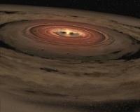Астрономы нашли на орбите Венеры гигантское пылевое кольцо
