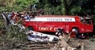 Около 30 россиян пострадали в аварии с автобусом в Таиланде
