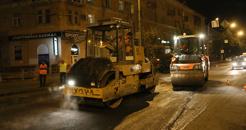 Мэрия Омска закупает машины для ямочного ремонта дорог