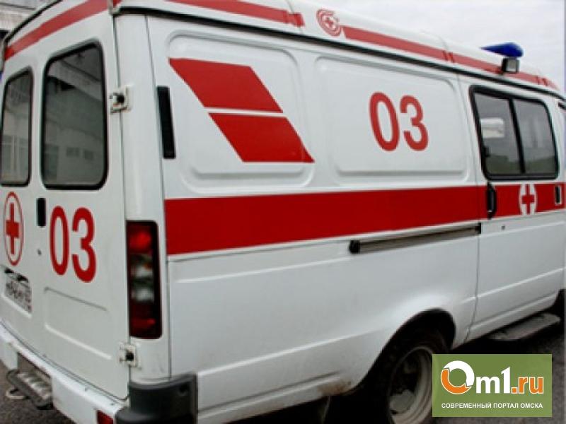 В Омске таксист сбил 9-летнего ребенка