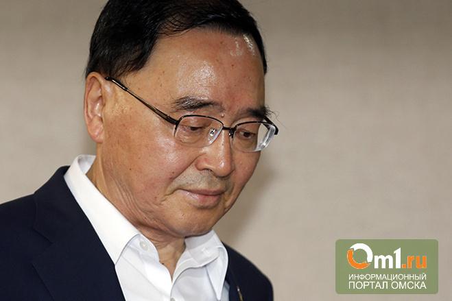 Премьер Южной Кореи подал в отставку из-за крушения парома
