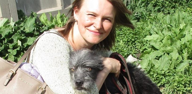 Трехлапого пса из Омска забрала к себе жительница Канады