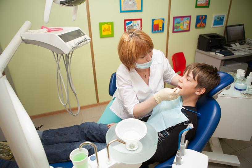 В «Детском «Евромеде» открылась стоматология