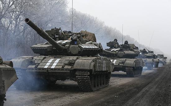 Зря в Минске заседали? Ополченцы и Киев отказываются отводить тяжелое вооружение