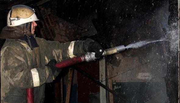 В Омске 54 человека могли сгореть в многоэтажке