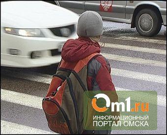 В Калачинске водитель ВАЗ-2103 сбил 8-летнего мальчика