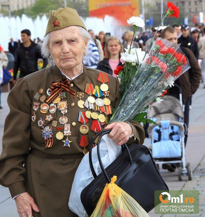 В Омске вор-рецидивист ограбил ветерана войны