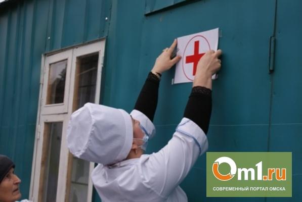 В Омской области открыли еще один фельдшерско-акушерский пункт