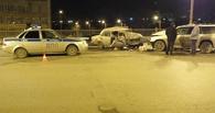 В Омске на Комсомольском мосту произошло смертельное ДТП