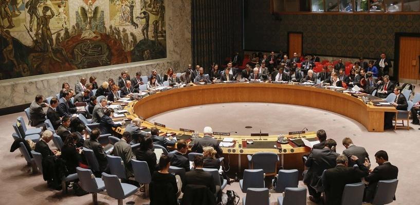 Больше трети членов Совбеза ООН отвергли резолюцию России по Сирии