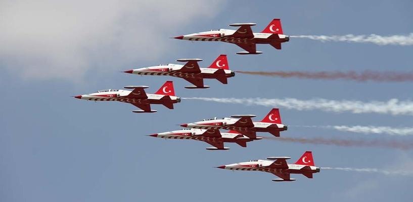 «Бряцание оружием». Турция привела свои ВВС в полную боеготовность