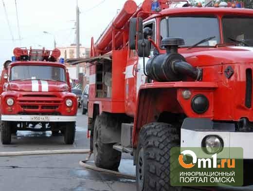 ЧП на омском Нефтезаводе: угрозы взрыва нет