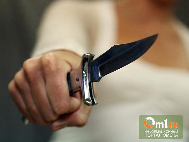 Жительница Омской области зарезала подругу за подзатыльник племяннику