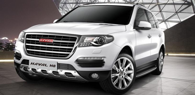 Китайский автомобильный бренд Haval стремительно завоевывает российский рынок