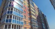 В омской «Московке-2» появился новый 9-этажный дом
