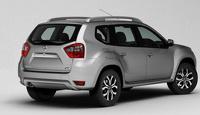 В Индии официально представили паркетник Nissan Terrano