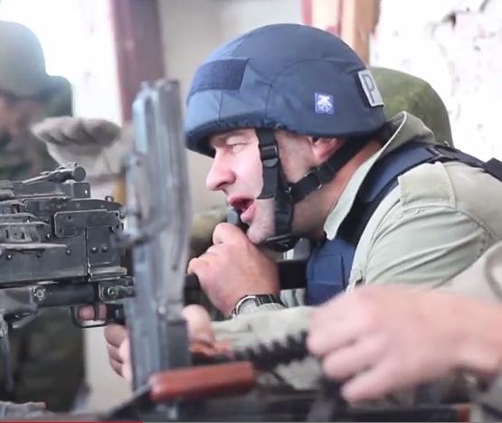 Киев обвинил Михаила Пореченкова в терроризме