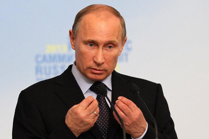 Взгляд из-за бугра: западные СМИ удивлены позицией Путина по Сирии