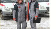На весну мэрия одела врачей в зимнюю форму