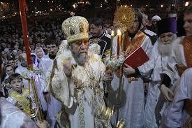 В День крещения Руси Назаров и митрополит Владимир высадили еловую аллею