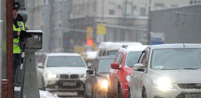 Обзор ситуации на дорогах в Омске: ДТП на Лукашевича и Красном Пути