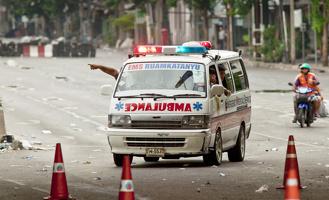 Возле отеля в Таиланде прогремели взрывы, есть погибший и пострадавшие