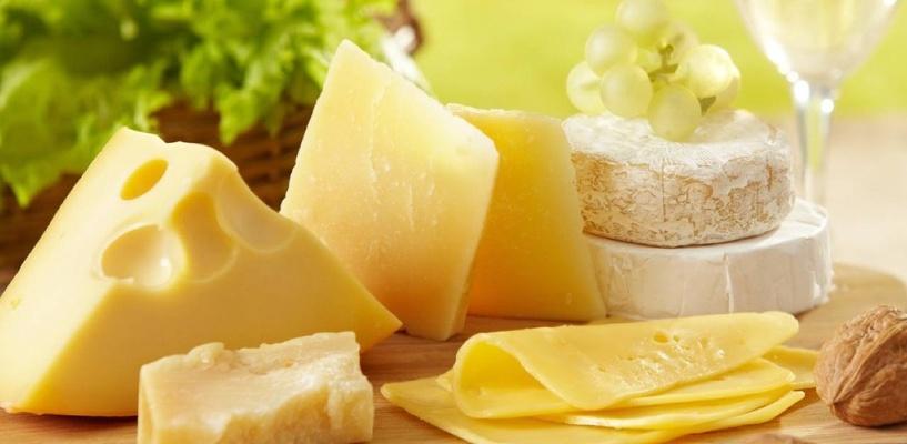 В Омске на границе задержали более 6 тонн сыра
