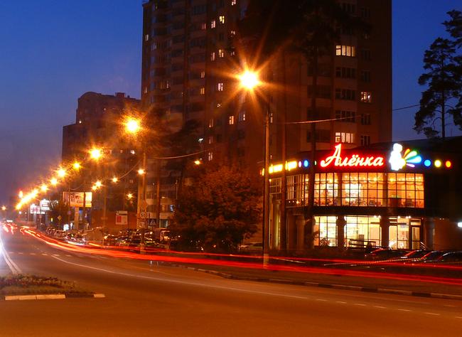 Омск может стать пилотным городом с самым современным освещением