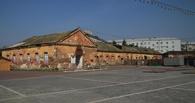 В Омской крепости реконструируют здание 1900 года