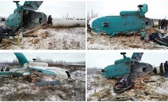 В разбившемся на Ямале вертолете было двое омичей (ФОТО, ВИДЕО)