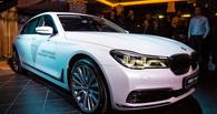 В Омске состоялась закрытая презентация нового BMW 7-й серии