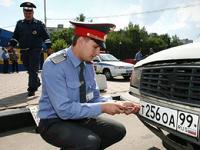 Автоинспекторам запретят снимать с машин номера