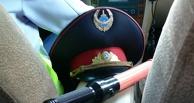 Омичку осудили на условный срок за избиение полицейского